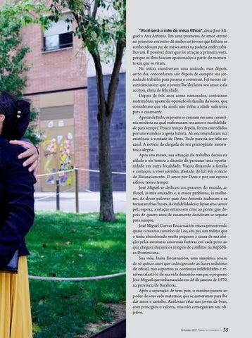 Page 35 of História de vida QUANDO O AMOR