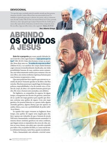 Page 46 of Devocional ABRINDO OS OUVIDOS A JESUS