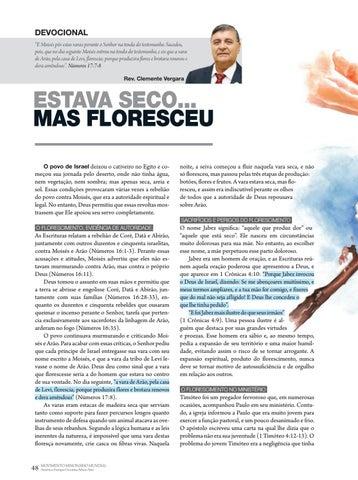 Page 48 of Devocional ESTAVA SECO... MAS