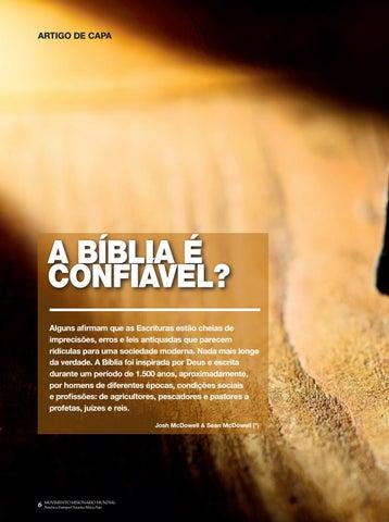 Page 6 of Capa A BÍBLIA É CONFIÁVEL?
