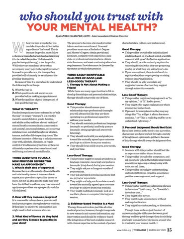 Page 17 of Who Should You Trust with Your Mental Health?