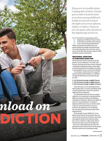 Page 9 of The Complete Download on Screen Addiction