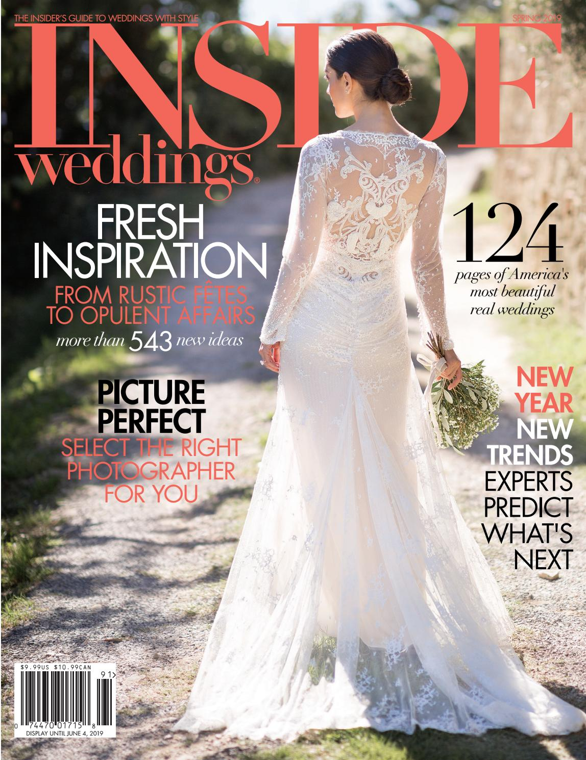 Inside Weddings Spring 2019 By Inside Weddings Issuu
