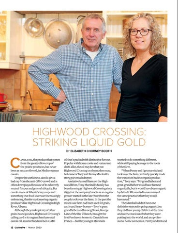 Page 18 of Striking liquid gold