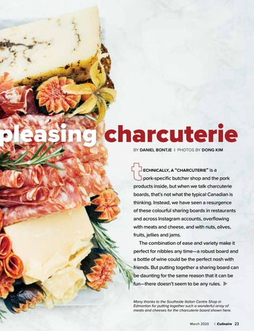 Page 23 of Crowd-pleasing charcuterie