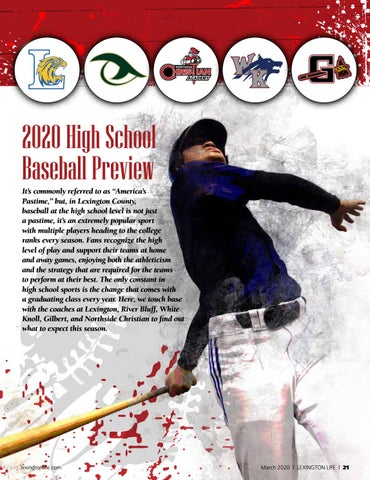 Page 21 of 2020 High School Baseball Preview