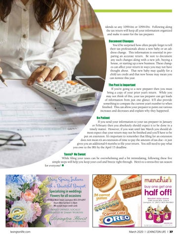 Page 37 of 5 Ways to Prepare for Tax Time