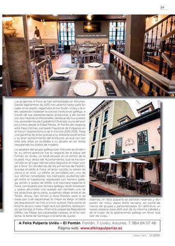 Page 39 of A FEIRA, PULPERÍAS