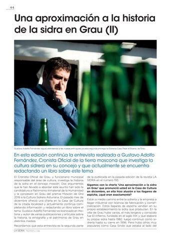 Page 44 of UNA APROXIMACIÓN A LA HISTORIA DE LA SIDRA EN GRAU (II