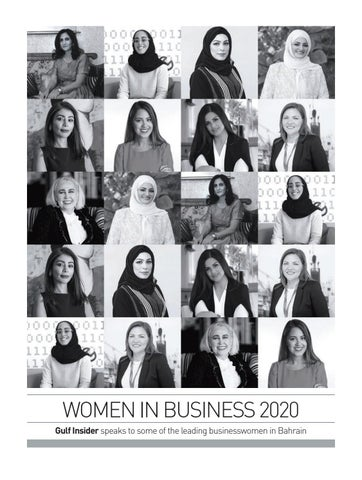 Page 15 of Women in Business 2020