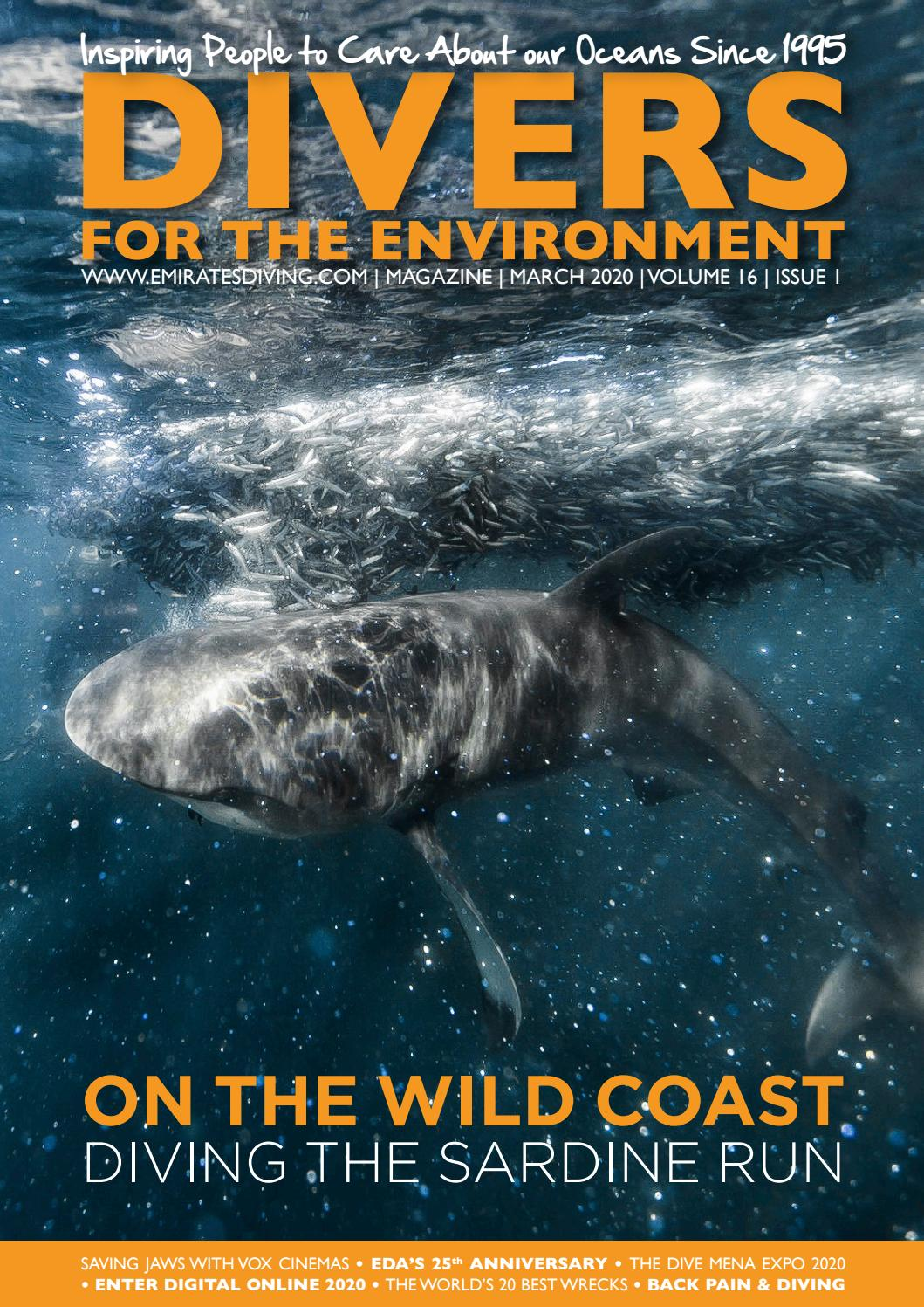 Divers For The Environment March 2020 By Divers For The Environment Issuu