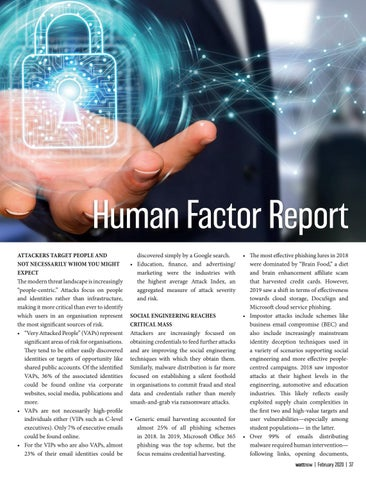 Page 37 of Human Factor Report