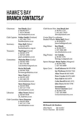 Page 4 of HB Branch Contacts