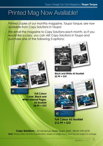 Page 5 of Printed Mag Now Available