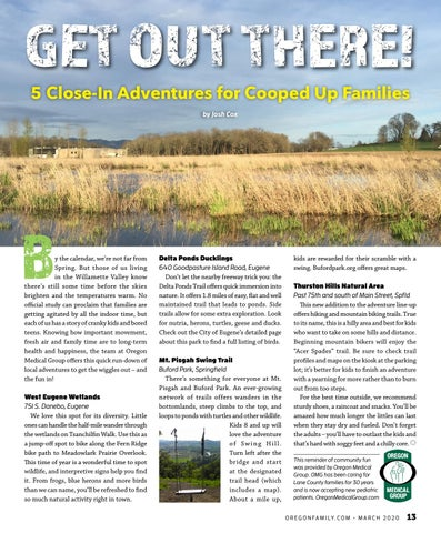 Page 13 of GET OUTSIDE