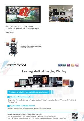 Page 11 of Beacon tecnología innovadora en monitores de grado medico