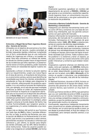 Page 15 of Netmed Solutions y un exitoso cierre de año