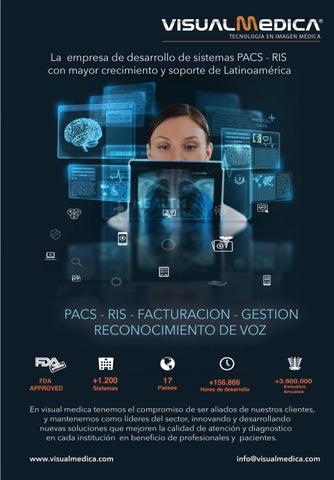 Page 29 of VisualMedica anuncia entrada al mercado de los Estados Unidos