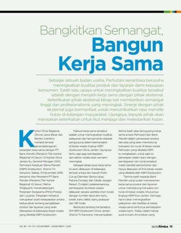 Page 17 of Bangkitkan Semangat, Bangun Kerja Sama