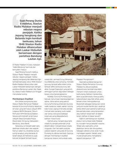 Page 73 of Mungkinkah Membangun Duplikat Stasiun Radio Pemancar Malabar?