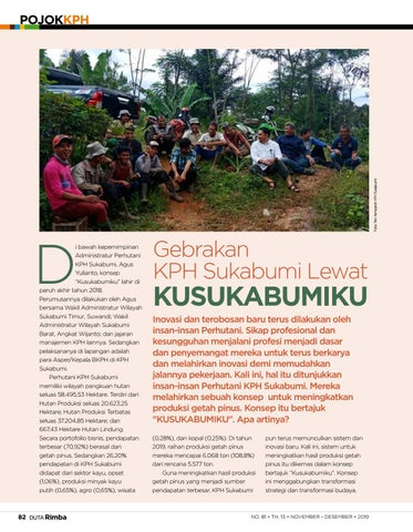 Page 84 of Gebrakan KPH Sukabumi Lewat KUSUKABUMIKU