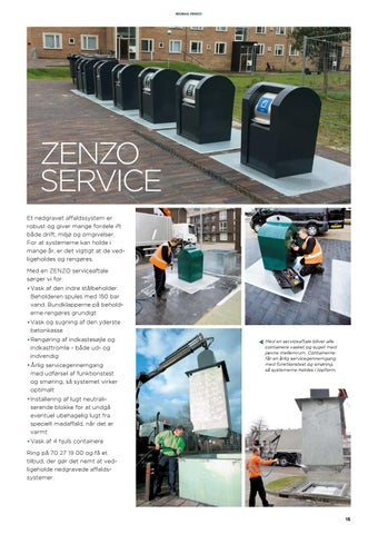 Page 15 of ZENZO Service