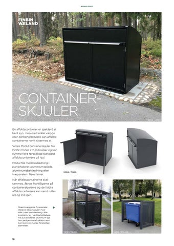 Page 18 of Containerskjulere