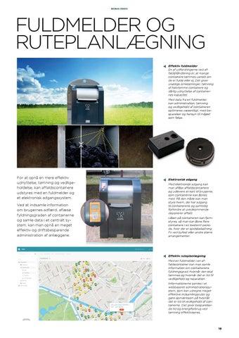 Page 19 of Fuldmelder og ruteplanlægning