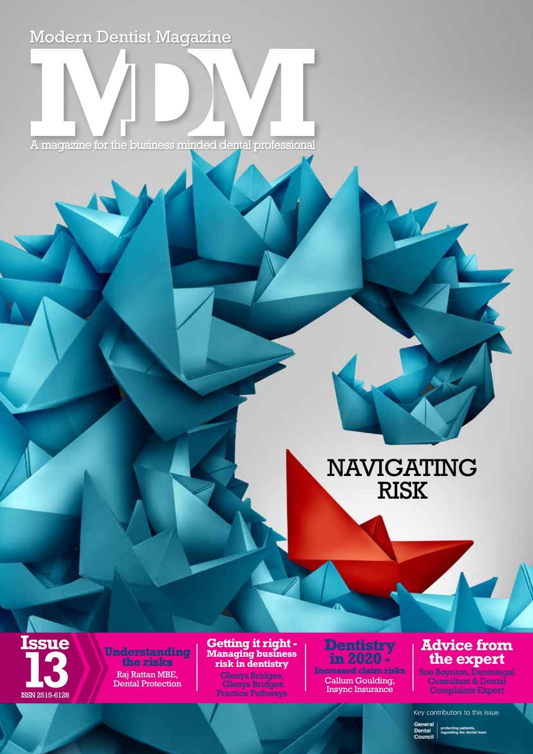 Modern Dentist Magazine Issue 13 By Charlton Grant Issuu