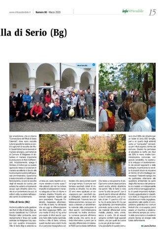 Page 15 of Comuni Ricicloni: Malgesso (Va) e Villa di Serio (Bg) in testa alla classifica lombarda