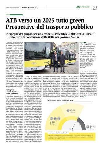 Page 21 of ATB verso un 2025 tutto green. Prospettive del trasporto pubblico