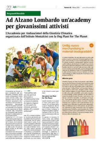 Page 22 of Ad Alzano Lombardo un'academy per giovanissimi attivisti