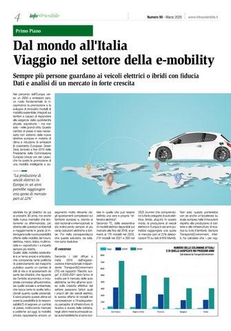 Page 4 of Dal mondo all'Italia. Viaggio nel settore della e-mobility