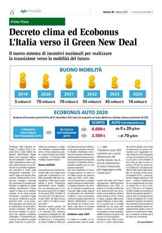 Page 6 of Decreto clima ed Ecobonus. L'Italia verso il Green New Deal