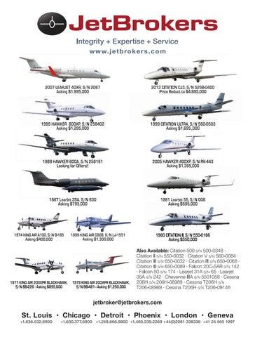 Page 69 of Company Profile: Global Jet Capital Enjoys Market Expansion