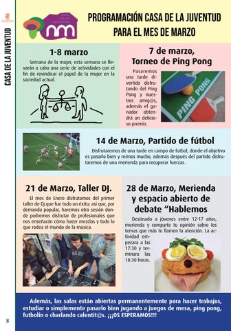 Page 8 of Miércoles 25 de Marzo