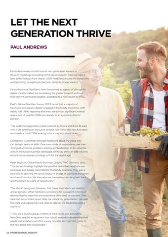 Page 36 of LET THE NEXT GENERATION THRIVE