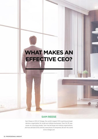Page 38 of WHAT MAKES AN EFFECTIVE CEO