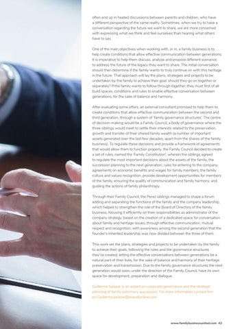 Page 47 of SO, WHAT IS FAMILY GOVERNANCE?