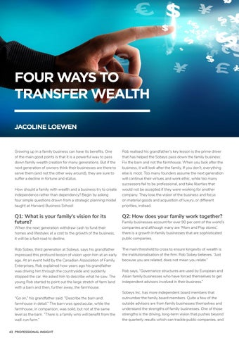 Page 48 of FOUR WAYS TO TRANSFER WEALTH