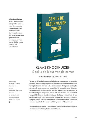 Page 43 of Klaas Knooihuizen