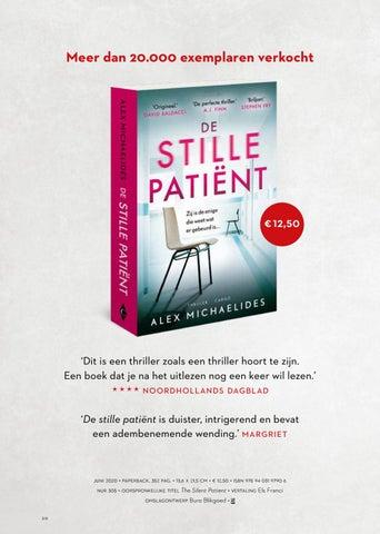 Page 20 of Alex Michaelides De stille patiënt mp