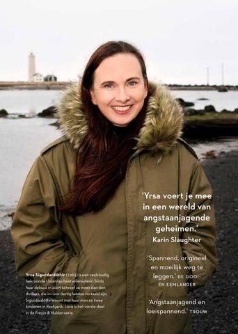 Page 24 of Yrsa Sigurdardóttir Lava