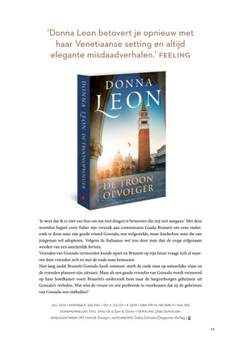 Page 29 of Donna Leon De troonopvolger