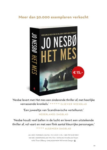 Page 33 of Jo Nesbø Het mes mp
