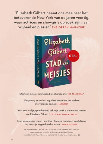 Page 34 of Elizabeth Gilbert Stad van meisjes mp