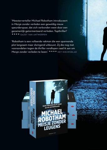 Page 8 of Michael Robotham Meisje zonder leugens
