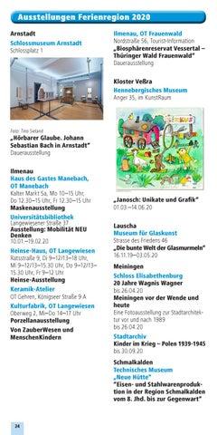 Page 24 of Ausstellungen