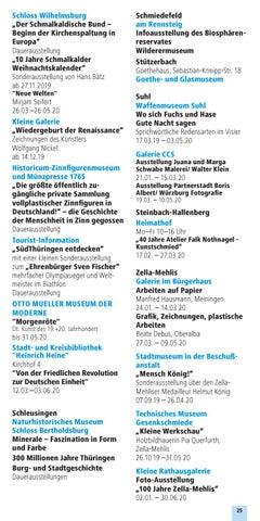 Page 25 of Ausstellungen