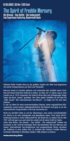 Page 6 of The Spirit of Freddie Mercury